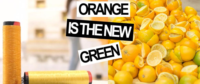 Orange Fiber, i nostri vestiti dalle arance