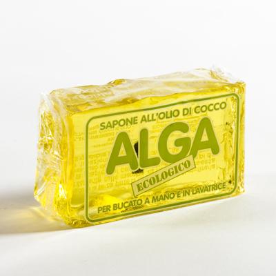 Detersivo con sapone Alga