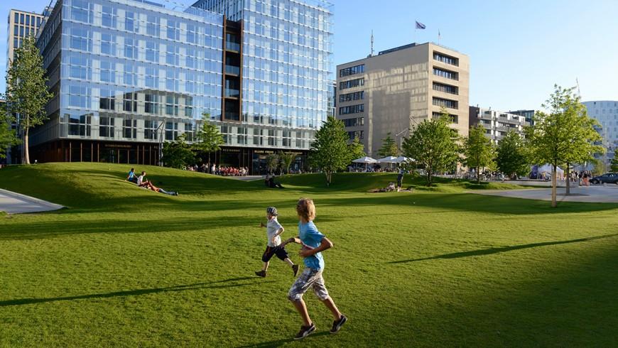 Hafencity, il nuovo quartiere di Amburgo