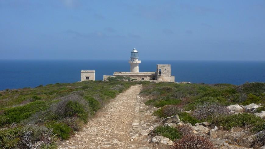 Faro di Capo Grosso, Isola di Levanzo (TP)
