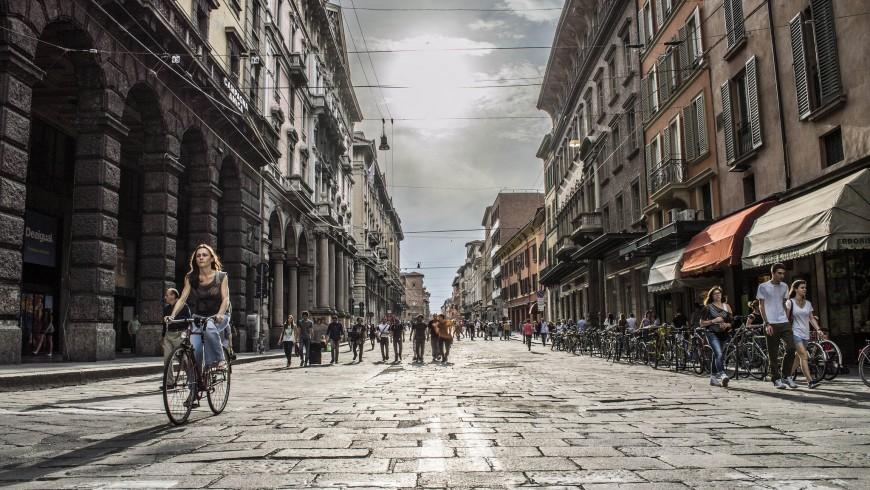 Bologna in bici