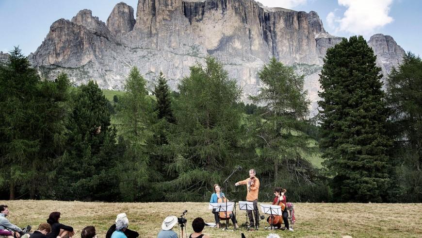 I Suoni delle Dolomiti, uno dei festival più belli dell'estate italiana