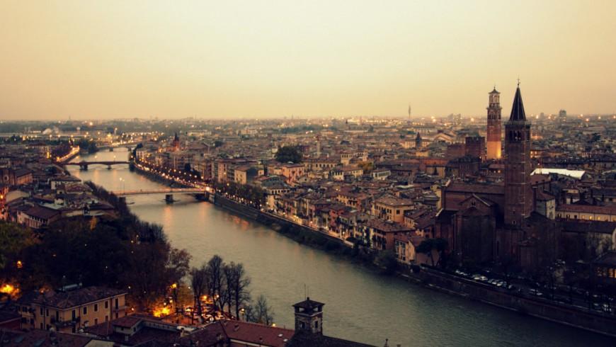 Verona, una città amica delle bici