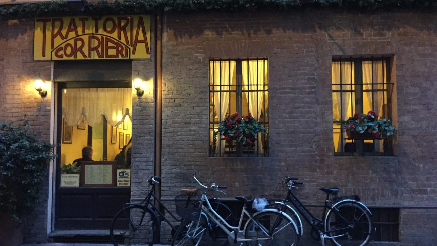 Parma in bici