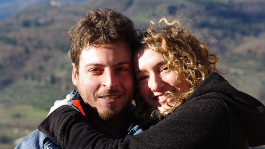 Elisabetta e Samuele, giovani che tornano alla terra e all'agricoltura