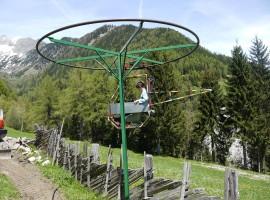 Valle Aurina, giochi in Malga