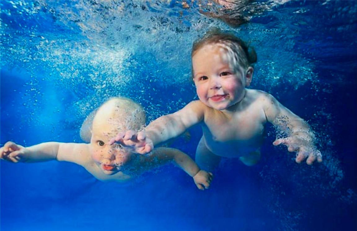 acqua e felicità