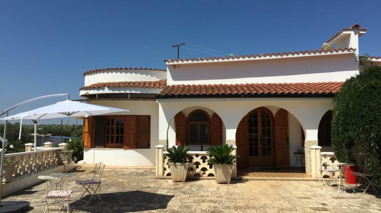 Villa Luce Ecological B&B, vacanza yoga in Puglia