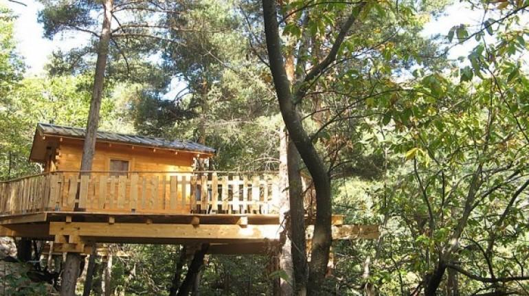 La Maison dans Arbre, case sugli alberi in Francia