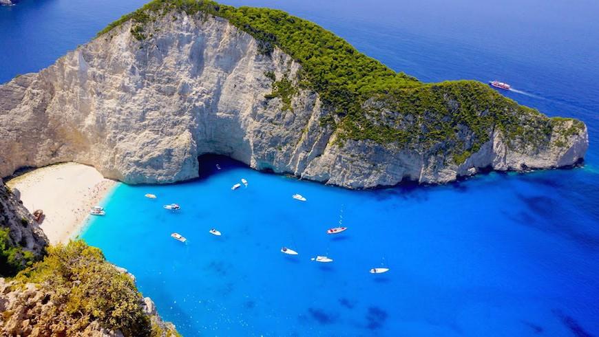 Vacanza in Grecia: un'idea per vivere l'acqua e ritrovare il benessere
