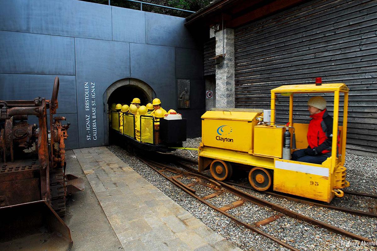 Minera di Predoi, Valle Aurina
