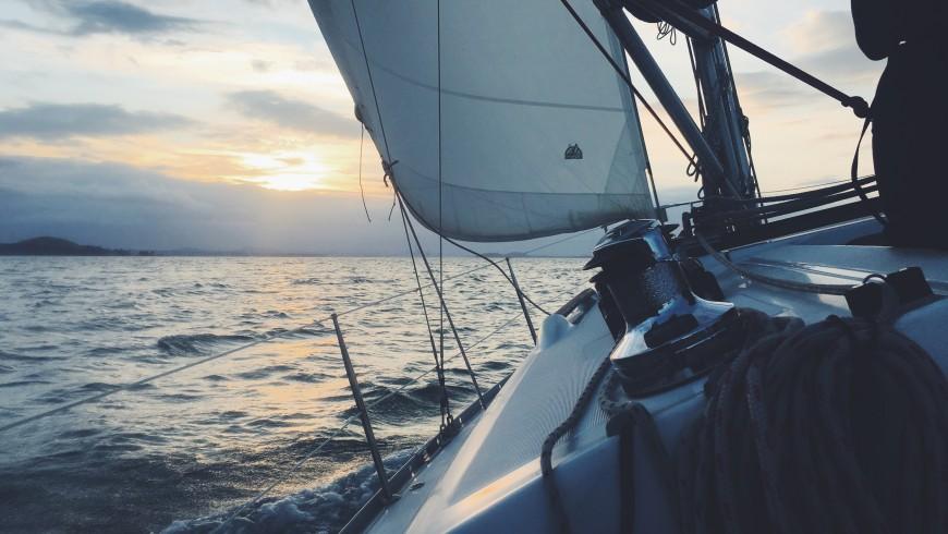 viaggiare in barca