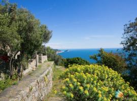 Rustico nel parco delle Cinque Terre, Liguria
