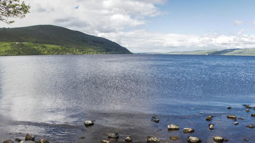 Loch Ness, Scozia