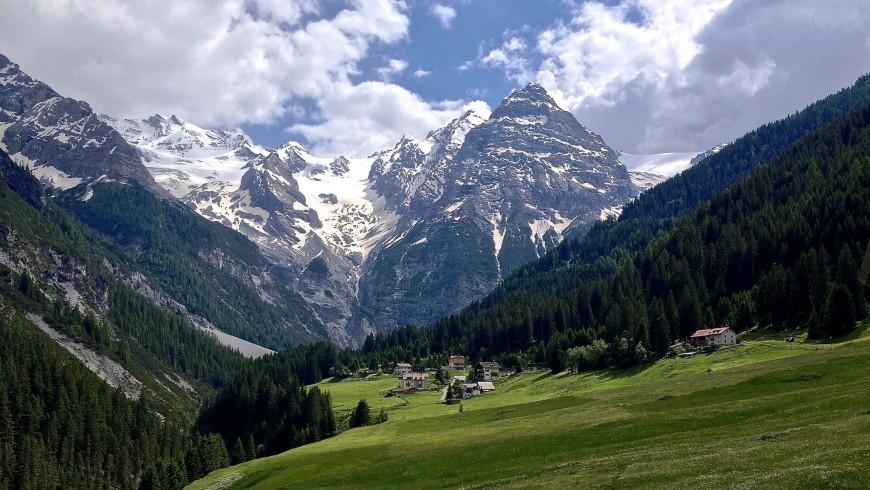 Parco dello Stelvio, tra i parchi nazionali più belli d'Italia