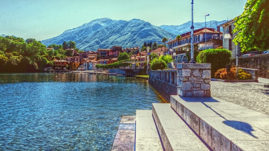Lago di Mergozzo, Piemonte