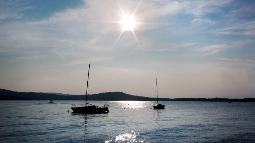 Lago di Viverne, Piemonte