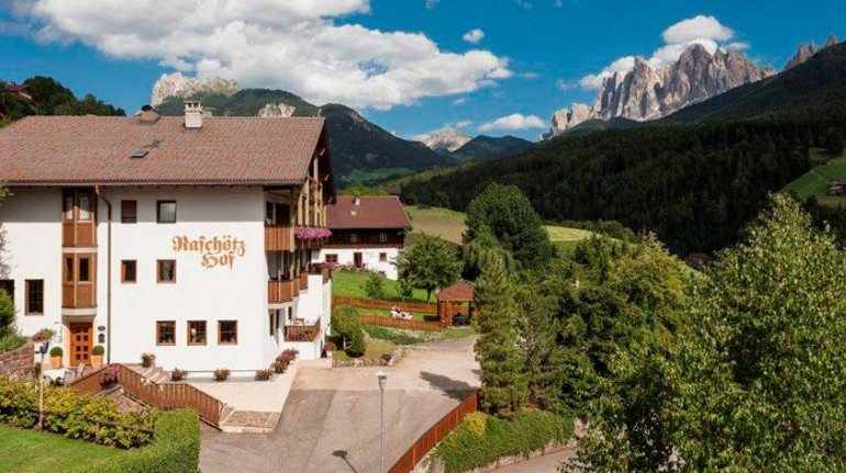 Pension Raschötzhof, Trentino Alto Adige