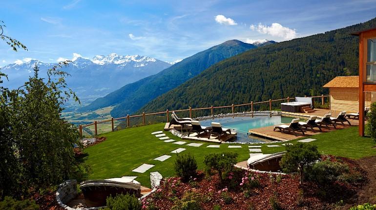 Alpin & Relax Hotel Das Gerstl, ecohotel in Trentino Alto Adige