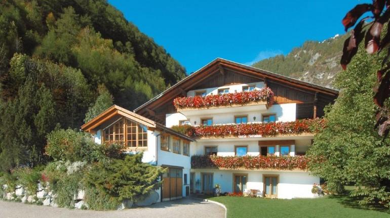 Garnie Marianne, Trentino Alto Adige