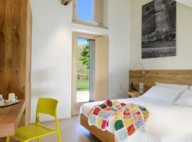 Il Gallo Senone resort in Senigallia