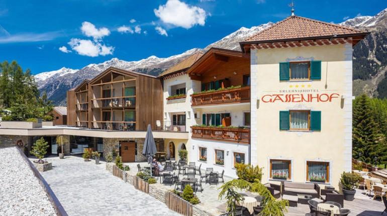 Erlebnishotel Gassnhof, ecohotel in Trentino Alto Adige