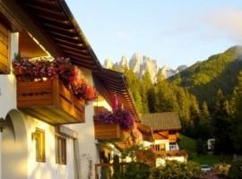 Tannenburg, struttura eco-friendly in Trentino Alto Adige