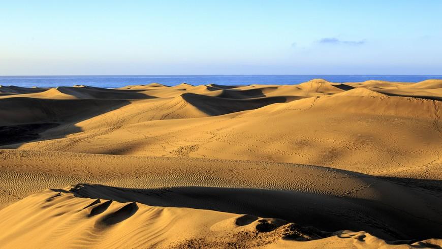 Gran Canaria, una delle 7 isole dell'arcipelago delle Canarie