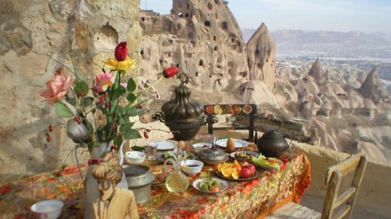 old cappadocian stone house, per una vacanza Digital Detox