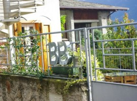 B&B Via Paradiso Valtellina - ingresso
