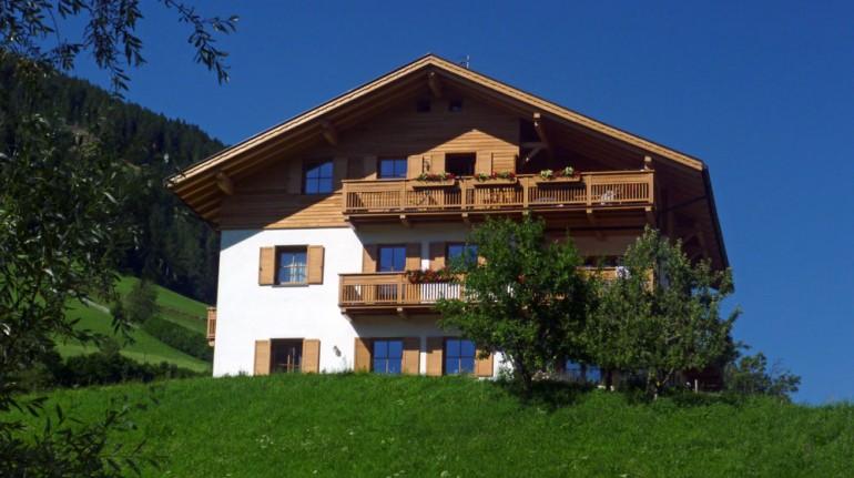 Proderhof, agriturismo bio in Trentino Alto Adige
