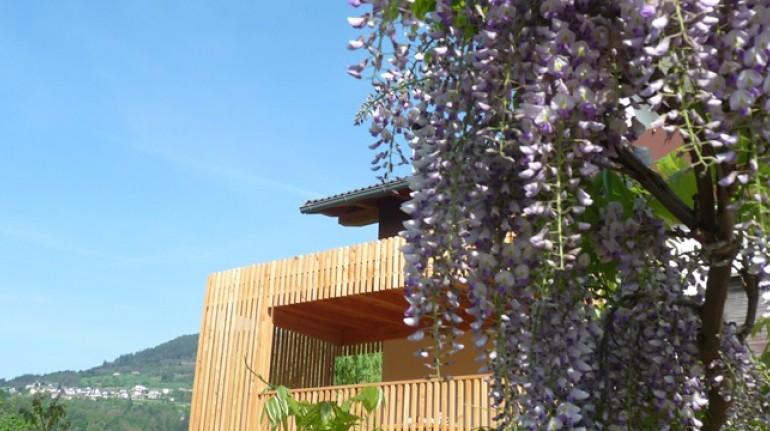 Ecologico B&B Casa sul Lago in Trentino Alto Adige