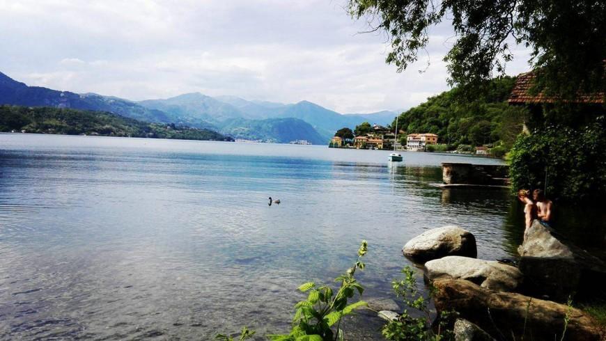 Lago d'Orta, Piemonte