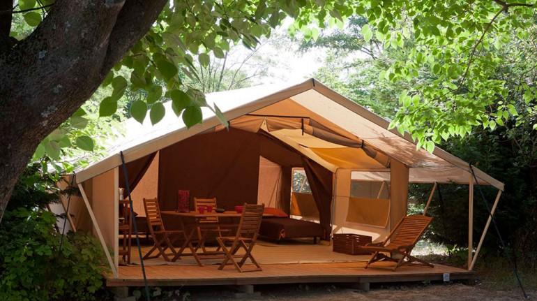 Camping La Serre, Francia