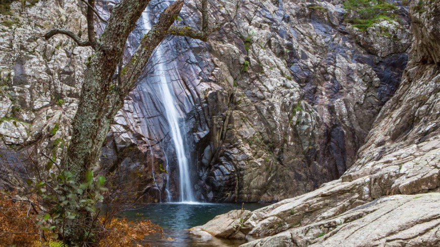 Piscina naturale Irgas, Sardegna