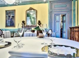 Villa Crespi, Hotel eco-sostenibile e di lusso in Piemonte