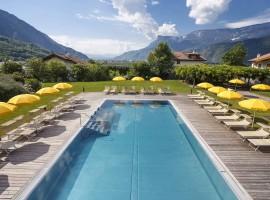 Theiners Garden, Hotel eco-sostenibile e di lusso in Alto Adige