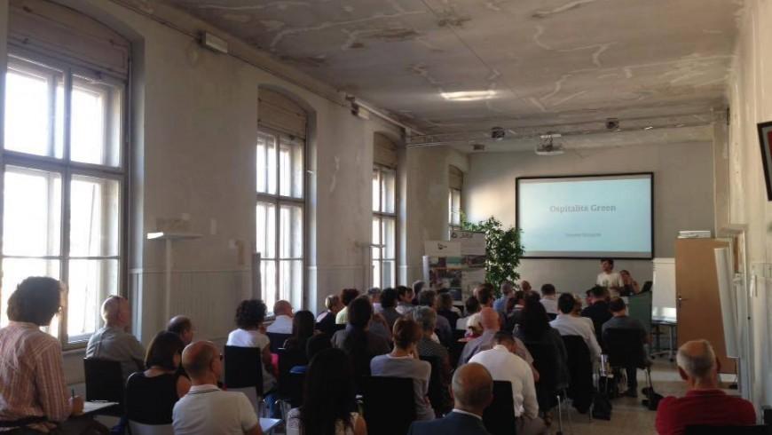 Il workshop di Rovereto sul Turismo Sostenibile