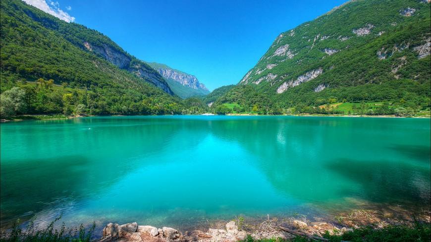 Lago di Tenno, Trentino