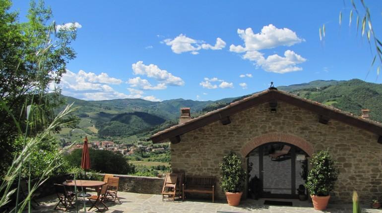Agriturismo La Fontaccia, nella terra del Chianti