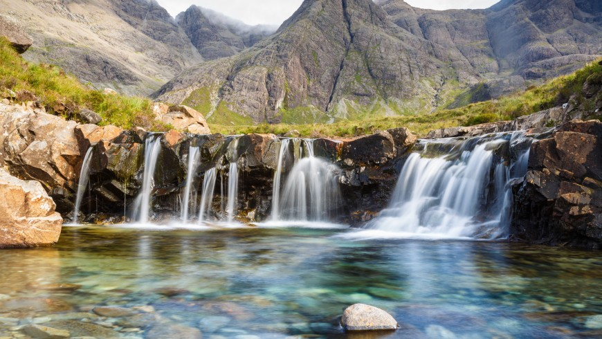 Fairy Pools, Scozia