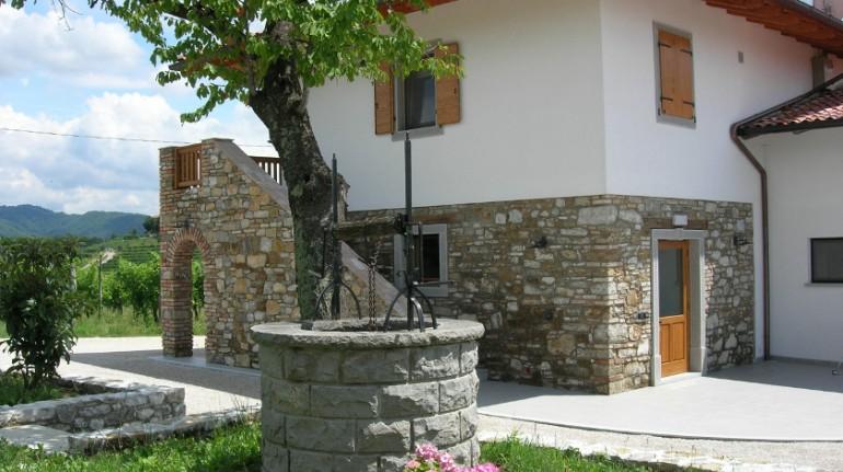 Borgo dei Sapori Biologico, tra le vigne dei Colli Orientali del Friuli