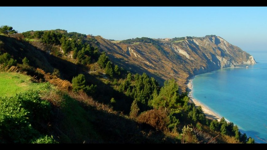 Scopri il Parco del Conero in mountain bike