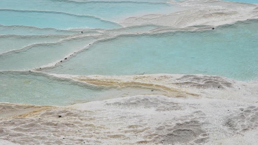 Pamukkale, tra le terme naturali più belle al mondo