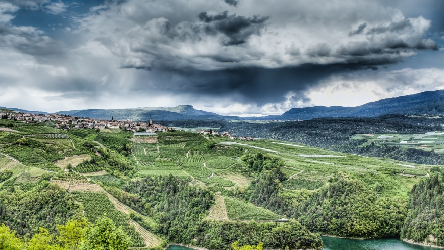 Scopri la Val di Non in mountain bike
