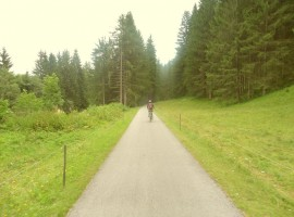 Pista ciclabile da San Candido a Lienz, in Austria