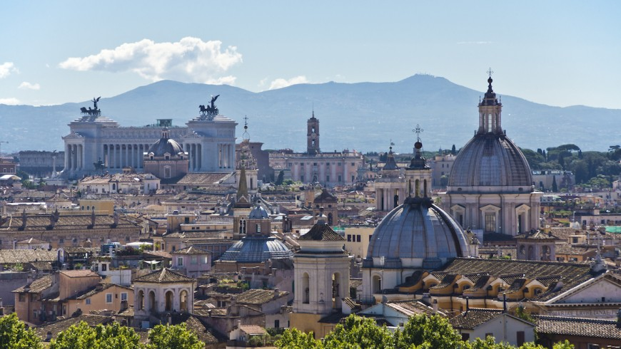 Skyline di Roma