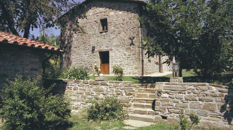 Benessere vegetariano in vacanza: La Ginestra, Umbria