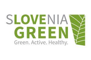 Logo Slovenia Green