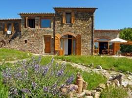 Agriturismo biologico e di charme in Toscana